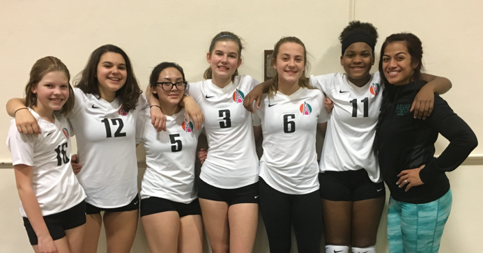 Agape 14-1 undefeated in qualifier tourney