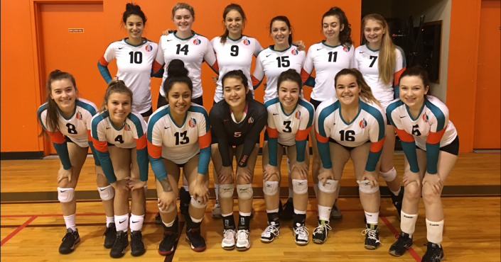 Agape 18-1 Undefeated at CEVA Friendship Tourney