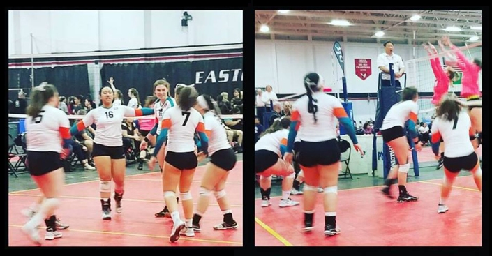 Agape-16-1 at the Pacific Northwest Qualifier