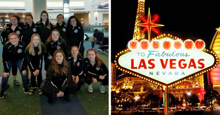 Agape 16-1 National are headed to Vegas