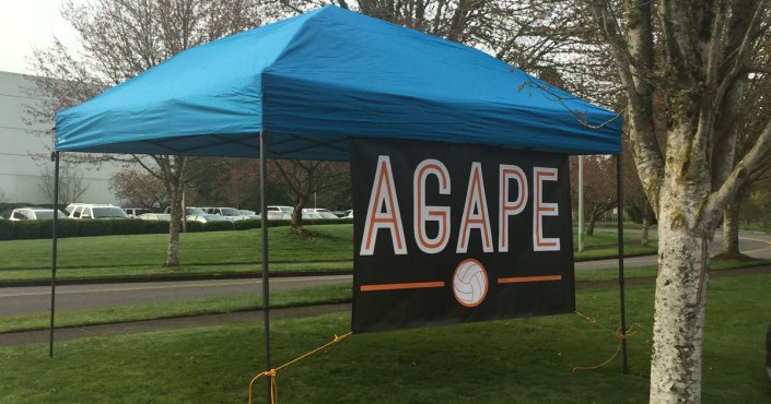 Camping Agape Style