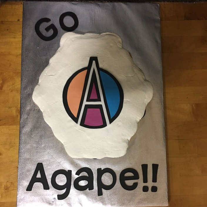 #AgapeStyle cupcakes
